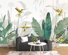 Cheap Wallpaper, Photo Wallpaper, Wall Wallpaper, Bedroom Wallpaper, Wallpaper Paste, Paper Wallpaper, Adhesive Wallpaper, Original Wallpaper, Hummingbird Wallpaper