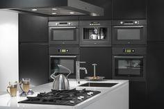 Schitterende keukenapparatuur die in geen enkele keuken zal misstaan!
