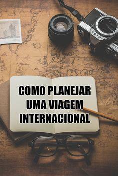Tudo o que você precisa saber para planejar uma viagem internacional por conta própria e tirar do papel o sonho de conhecer a Europa, os Estados Unidos, o Caribe ou qualquer outro lugar do mundo!