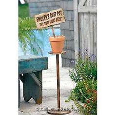 Image detail for -Outdoor ashtray - Shop for Outdoor ashtray on ThisNext