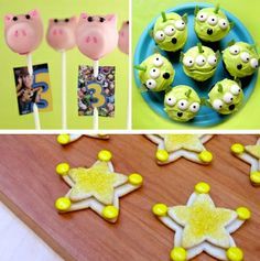 Toy Story food!