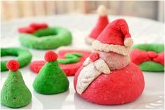 TOP 10 FUN CHRISTMAS TREATS FOR KIDS: DIY Marzipan