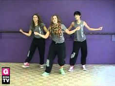 Easy to learn hip hop dance moves #dancemile
