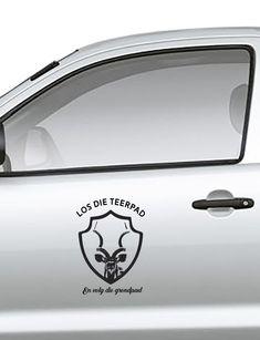 Los die teerpad en volg die grondpad vinyl Sticker Kruger National Park, National Parks, Wildlife Safari, New Sticker, Chevrolet Logo, African, Stickers, Logos, Logo