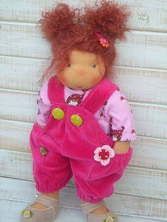 """Custom 16 """" doll  February 2013. $265.00, via Etsy."""