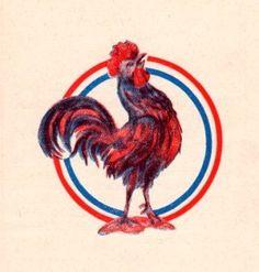 Le coq - pourquoi est-il l'emblème de la France