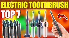 Top 7: Best Electric Toothbrush in 2021 Review Amazing Gadgets, Cool Gadgets, Electric, Technology, Awesome, Top, Products, Tech, Tecnologia