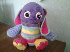 11 Beste Afbeeldingen Van Crochet Buddy Haken Zorgenvriendje