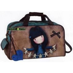 Bolsa de Viaje - I FOUND MY FAMILY IN A BOOK Big Bags, Cute Bags, Patchwork Baby, Fashion Bags, Purses And Bags, Handbags, Wallet, Shoe Bag, Stuff To Buy