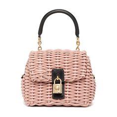 Dolce&Gabbana ❤ liked on Polyvore featuring bags, handbags, purses, borse, bolsas, handbags purses, purse bag, dolce gabbana handbags, man bag and hand bags