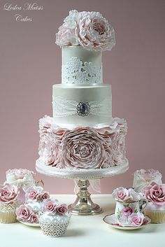 wedding cake, wow