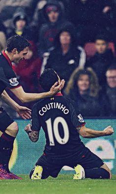 Coutinho - Liverpool