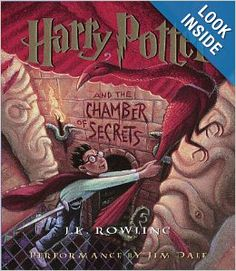 For Mom - Harry Potter and the Chamber of Secrets (Book 2): J.K. Rowling, Jim Dale: 9780807281949: Amazon.com: Books