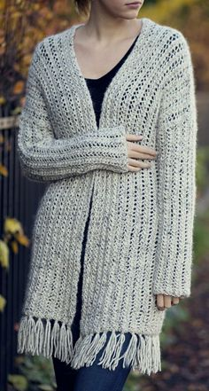 85908780ee7583 Free for a Limited Time Knitting Patterns. Free Limited Time Only - Knitting  Pattern for 2 Row Repeat Lace Rib Cardigan.