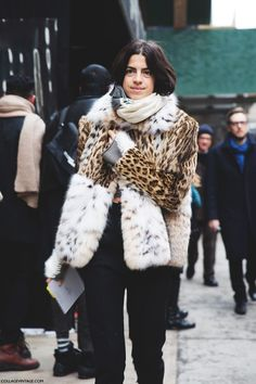 Leandra Medine | Man Repeller | Paris Fashion Week