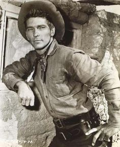 L.Q. Jones - one of my favorites on The Virginian as the happy-go-lucky ranch hand Andy Belden.