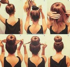 Penteados de verão