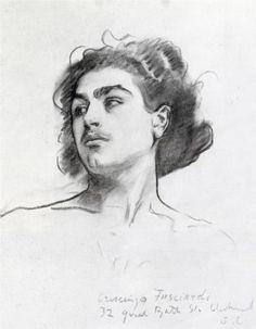 Crescenzo Fusciardi - John Singer Sargent