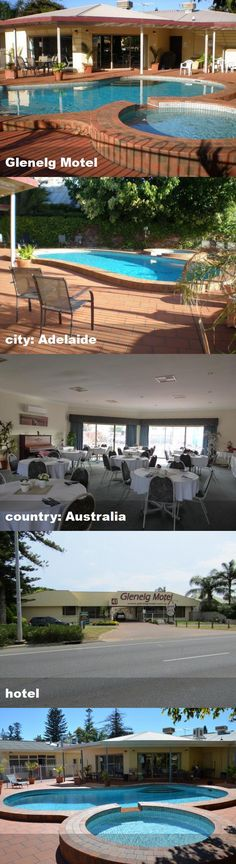 Glenelg Motel, city: Adelaide, country: Australia, hotel Australia Hotels, Motel, Marina Bay Sands, Tours, Mansions, Country, House Styles, City, Building