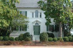 Poplar Hill Mansion, Salisbury, MD