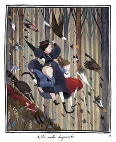 çizgili masallar: Mary Poppins by Júlia Sardà
