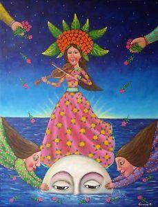 59 Best German Rubio Mexican Art images | Mexican art, Folk art ...