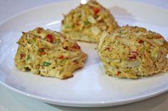 Crab Cakes (With No Breadcrumbs!!!!) - Dinner with Deems