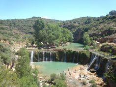Bierge, Huesca (Spain) so much fun in summer