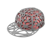 printable model Brain Cap, available formats OBJ, STL, accessories, ready for animation and other projects 3d Fashion, Fashion Models, Mode 3d, 3d Printable Models, Discount Shopping, 3d Printing, Brain, Notes, Cap