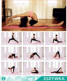 Yoga Fitness, Health Fitness, Skinny To Fit, Flexibility Workout, Yoga Tips, Yoga Sequences, Pole Dancing, Kettlebell, Fitness Inspiration