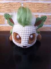 Ravelry: Baby Leafeon pattern by Evelyn Pham