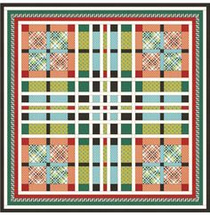 FreeSpirit Fabric free quilt pattern for Florence by Denyse Schmidt
