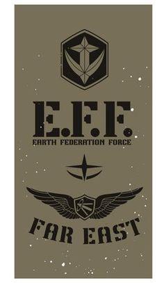 地球連邦軍ビッグタオル Earth Federation Force big towel