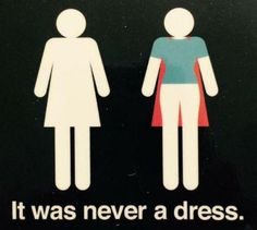 It Was Never A Dress funny jokes lol funny sayings joke humor funny pictures funny images Wonder Woman, Infj, Affirmations, Life Quotes Love, Badass Women, Ladies Day, Happy Mothers Day, Strong Women, Women Empowerment