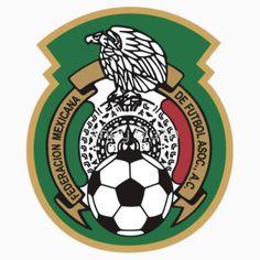 Mexico National Team Soccer Football Car Bumper Sticker Decal 4 x 5 Mexico Football Team, Mexico Team, Mexico National Team, Mexico Soccer, Football Team Logos, Soccer Logo, National Football Teams, Soccer Teams, Football Soccer