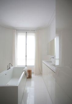 Appartement Paris VIIème  Guillaume Terver & Christophe Delcourt