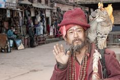 VISUAL ADVENTURE: FACES OF NEPAL