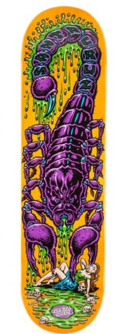 Santa Cruz Scorpion for a Scorpio‼️