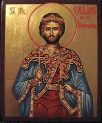 emilian icon - Google zoeken Byzantine, Catholic, Buddha, Saints, Statue, Google, Art, Art Background, Kunst