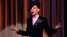 """You got: Judy Garland  You definitely have a larger-than-life personality, but behind that personality is someone who is sweet, passionate, sharp, and isn't afraid to grab life by the horns. Your most iconic films: """"The Wizard of Oz,"""" """"Meet Me in St. Louis,"""" and """"A Star is Born."""""""