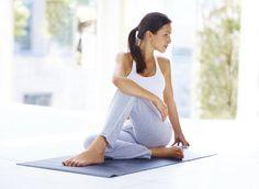 5 ejercicios de yoga para el dolor de espalda