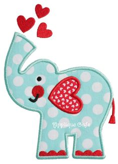 This listing is for a machine embroidery valentine elephant applique design. Appropriate hardware and software is needed to transfer these designs to your embroidery machine. Sizes include: hoop x hoop x hoop x All formats available (ART, PES, HUS, Elephant Quilt, Elephant Applique, Baby Applique, Machine Embroidery Applique, Applique Quilts, Elephant Walk, Baby Elephant, Embroidery Stitches, Applique Templates