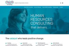 We developed a brand identity for AMM Consulting that complimented its principle consultant, Ann Manning. We then designed an easily navigable website that highlights AMM Consulting's unique benefits. We used a color palette that fit with the brand personality, and designed a logo that suggests collaboration, linking and movement, all in keeping with AMM Consulting brand message of building stronger leaders and teams. AMMConsulting.org #creatingabrandidentity #mobilefriendlywebsitedesign