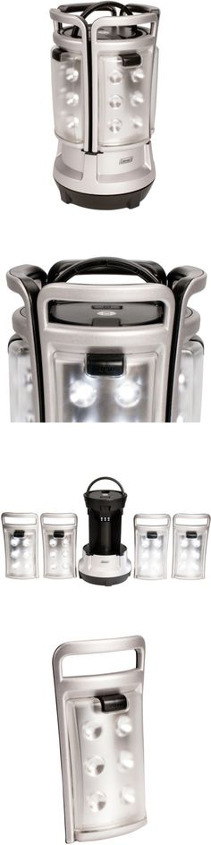 Lanterns 168867: Coleman Quad Led Lantern Special Edition Ultra Bright 280 Lumens, Silver -> BUY IT NOW ONLY: $47 on eBay!