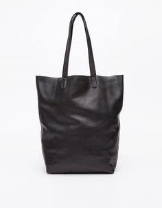 Baggu basic black tote