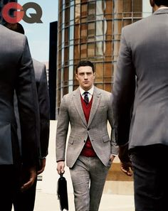Aaron Taylor-Johnson in the Season's Best Plaid Suits