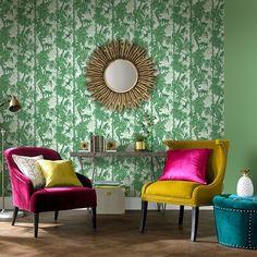 Ubud Palm Wallpaper