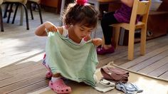 Little Earth Montessori - Acts of service are acts of love