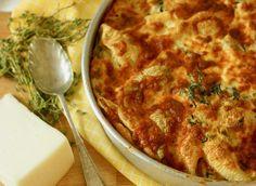 קונכיות פסטה במילוי תרד וגבינות - גבישס - בלוג האוכל של מירב גביש