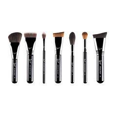 Sigma Beauty - Highlight & Contour Brush Set
